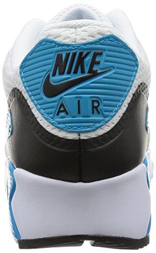 Nike Air Max 90 Ultra Essential, Baskets Basses Homme, Weiß weiss