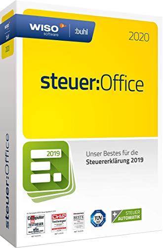 WISO steuer:Office 2020 (für Steuerjahr 2019)
