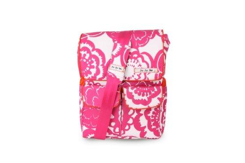 Ju Ju Be Be Hip Borsa Cambio a Tracolla, Disegno Fuchsia Blossoms