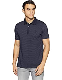 Indigo Nation Men's Solid Slim Fit T-Shirt
