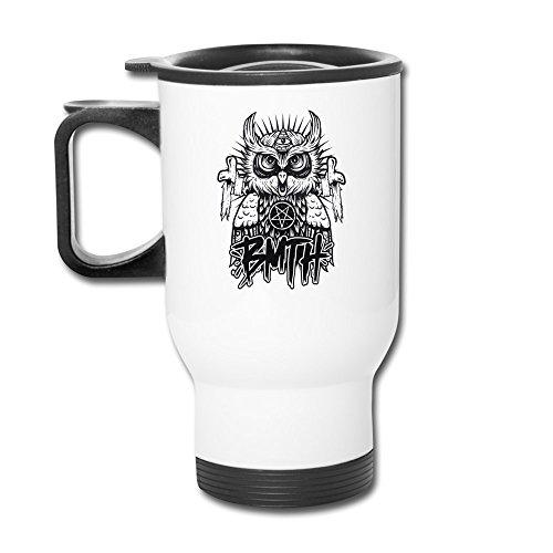 Bring Me The Horizon Eule Kaffee Thermos Becher Bild TASSEN KAFFEE TASSEN (Eule Thermo Becher)