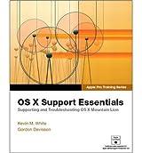 [ APPLE PRO TRAINING SERIES OS X SUPPORT ESSENTIALS BY DAVISSON, GORDON](AUTHOR)PAPERBACK