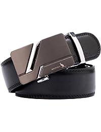 Alice   Elmer Hombres Cinturón Reversible De Cinturón De Vestir Para Con  Hebilla Extraíble gqWaD2UZcu 460e62c3bd37
