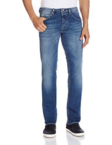 Gas Jeans Mitch, Jeans Stretti Uomo, Blu (Wa72), W36 (Taglia Produttore:36)