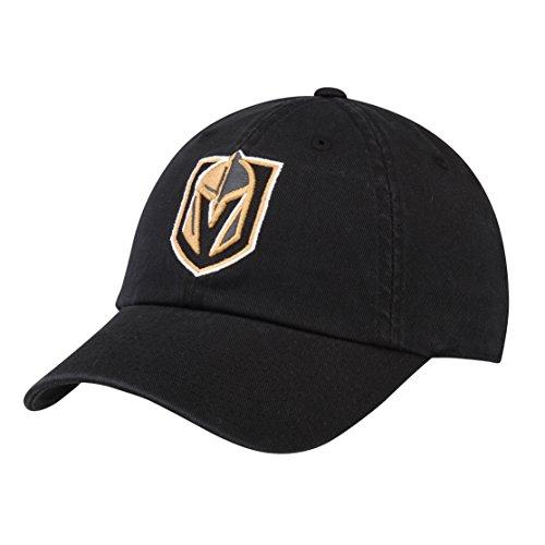 American Needle Vegas Golden Knights Blue Line Twill verstellbar Dad Hat Twill Mesh Back Cap