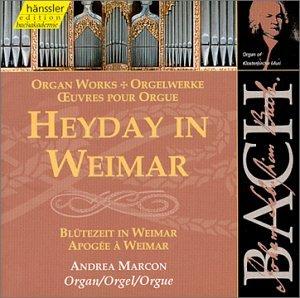 Johann Sebastian Bach - Blütezeit in Weimar - Heyday in Weimar