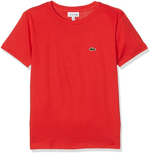 lacoste-boys-tj2616-t-shirt-pink-grenadine-6-years-manufacturer-size-6a