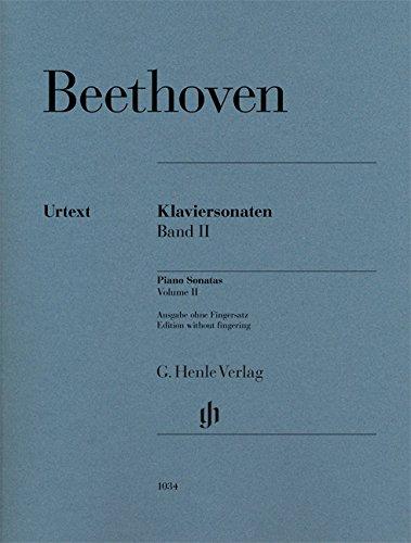 Sonates V2 --- Piano par  Beethoven Lv