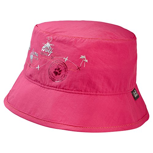 Jack Wolfskin Kids Supplex Journey Hat M Tropic Pink