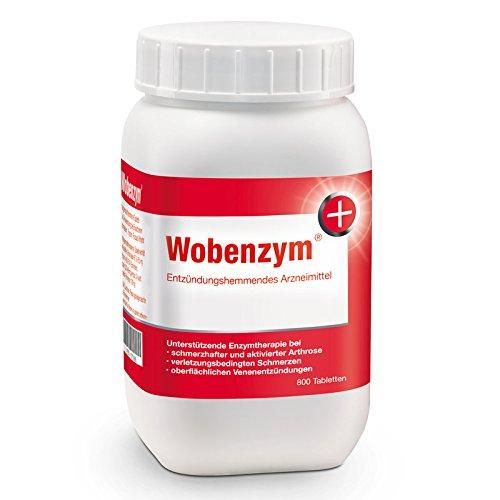 Wobenzym, 800 St. Tabletten