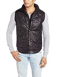 Pepe Jeans Mens Jacket (8903872652334_CYCLO SL_Medium_Black)