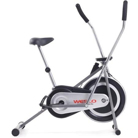 Weslo Cross Cycle Upright Indoor Exercise and Fitness Bike, New Model by Weslo