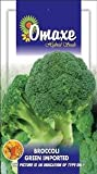 #8: Divya Seeds Omaxe Hybrid Seeds Broccoli Green Imported (100 Seeds Pack)