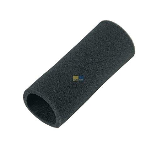 Schaumfilter für Staubbehälter Röhre Staubsauger ORIGINAL Bosch Siemens 00754175