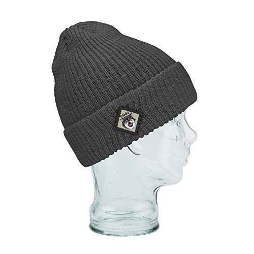 Coal The Walden Beanie Mütze Charcoal Unisex Erwachsene One Size
