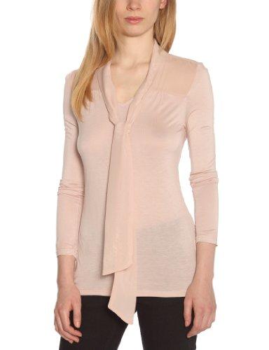 Vero Moda -  T-shirt - Business - Maniche lunghe  - Donna Rosa (Rose Poudre)