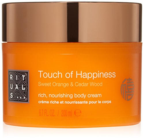 RITUALS Cosmetics Laughing Buddah Touch of Happiness Körpercreme, 200 ml