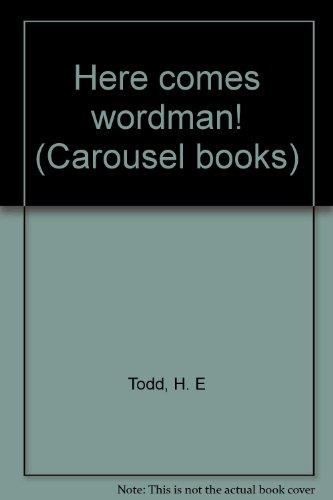 Here comes wordman!