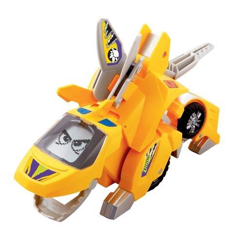 VTech 122303 Switch & Go Dinos:Mohawk the Stegosaurus - yellow