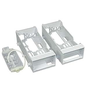liebherr echtem k hlschrank gefrierschrank ice maker reparatur set k che haushalt. Black Bedroom Furniture Sets. Home Design Ideas