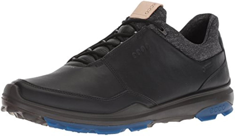 ECCO Biom Hybrid 3 Zapatillas de Golf, Hombre, Negro (Negro 55896), 45 EU