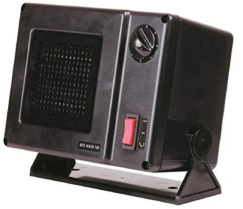 Radiateur soufflant en céramique - Universel - 12 V 300 W