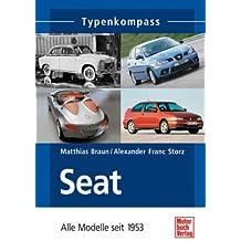 Typenkompass Seat: Alle Modelle seit 1953