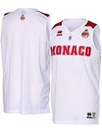 AS Monaco Basket AS Camiseta Oficial del Club de fútbol 2018-2019 34707610d64aa