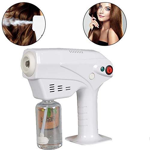 YWJH Nano Dampfpistole Haardampfer Haarfärbemittel Haardampfer und Sauna, rbende Nano-Dampfpistole für Heim und Schönheitssalon