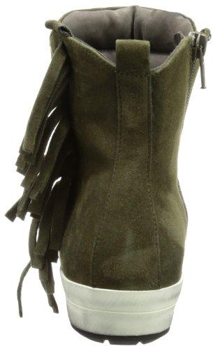 Kennel und Schmenger Schuhmanufaktur Bombay 61-19400.489, Sneaker donna Verde (Grün (hunter))