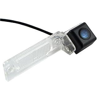 Akhan CAM07-7 - Farb Rückfahrkamera, Einparkhilfe, Kamera für Nummerschildbeleuchtung, Kennzeichenbeleuchtung