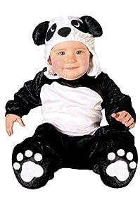 Guirca Disfraz oso panda baby Talla 6-12 Meses (82626.0