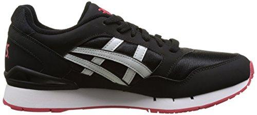 Asics Gel-Atlanis, Chaussures de Course Mixte Adulte Noir (Black/Soft Grey)