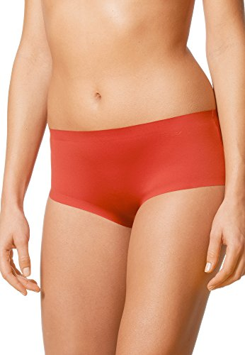 Mey Basics Illusion Damen Hipster 79002 Flame