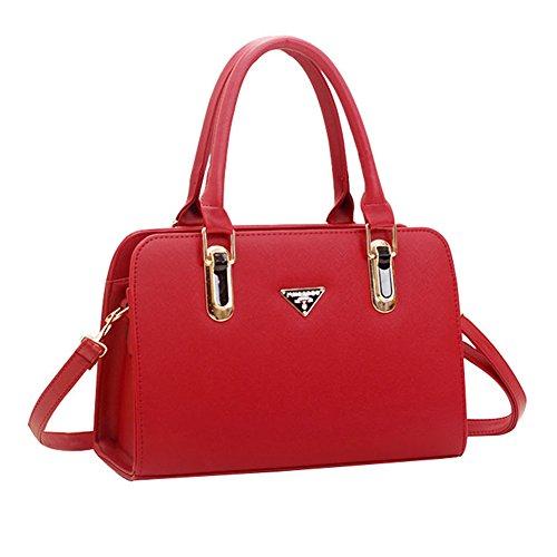 SHUhua - Sacchetto donna red