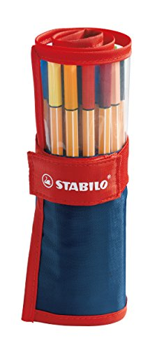 stabilo-8825-021-point-88-roller-set-25-colori-assortiti