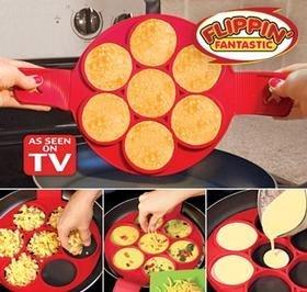 YI Flippin Fantastic, Pancake-Form
