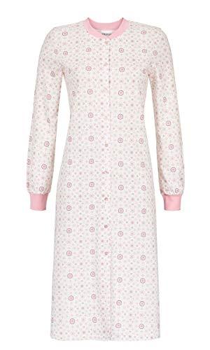 Ringella Damen Nachthemd durchgeknöpft rosenquarz 42 9511021, rosenquarz, 42