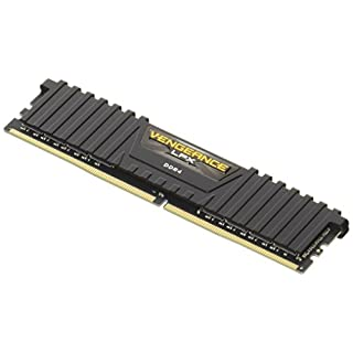 Corsair Vengeance LPX 8GB (1x8GB) DDR4 2666MHz C16 XMP 2.0 High Performance Desktop Arbeitsspeicher, schwarz