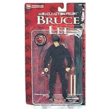 Bruce Lee Action Figure, The Eternal Mrtial Arts Master