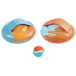 Bestway Inflatable Catch & Throw Set Zwei Fanghandschuhe und ein Ball