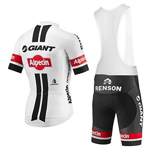 c08966c37697 Wulibike Abbigliamento Ciclismo Uomo Estivo Tuta MTB Uomo Maglietta  Ciclismo Maniche Corte Squadra Professionale