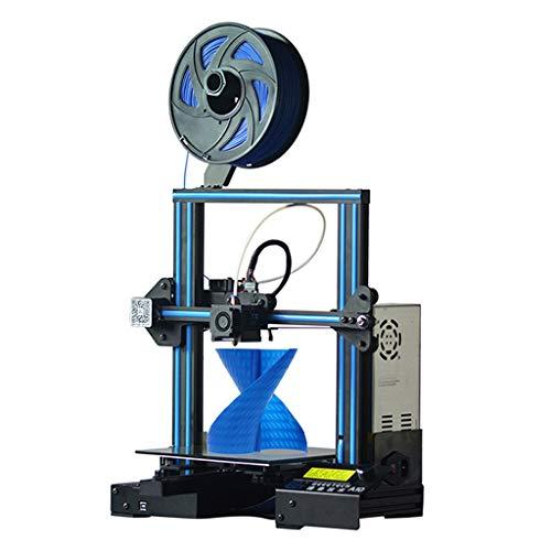 XHZ-Z Quasi-industrieller 3D-Heimdrucker A10 Schnelle Installation Hohe Präzision Desktop-Ebene Maschine, Druckgröße X/Y/Z: 220 X 220 X 260 Mm3