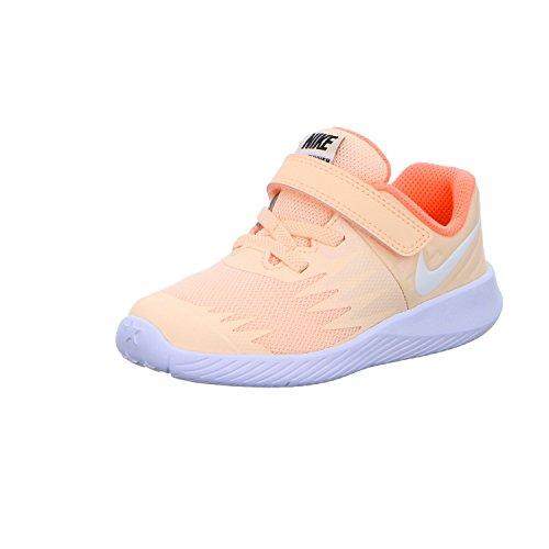 Nike 907256 800 Mädchen Lauflernstiefel Kaltfutter, Größe 26.0