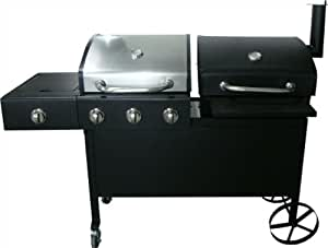 twin grill atlanta gas und holzkohle garten. Black Bedroom Furniture Sets. Home Design Ideas