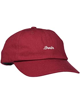 Brixton Mujer Headwear Westchester Cap, mujer, WESTCHESTER CAP, granate, talla única