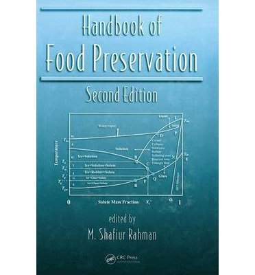 [ { Handbook of Food Preservation } ] BY ( Author ) Jul-2007 [ Hardcover ]