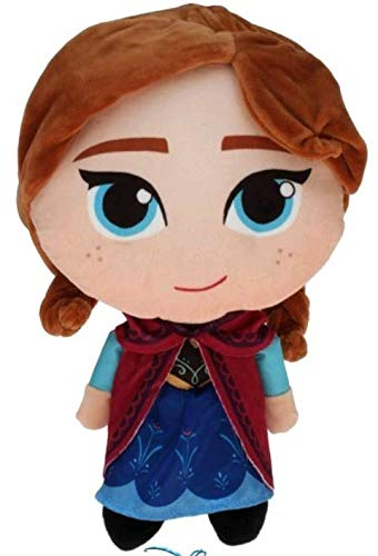 PTS MPDP1500924 - Peluche de Anna Frozen Giant 55cm, Original Disney, Multicolor