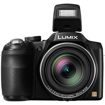 Panasonic Lumix DMC-LZ30 Point & Shoot Camera (Black)