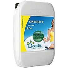 Tratamiento con oxígeno activo líquido Oxysoft permanente Uvc Bidón ...